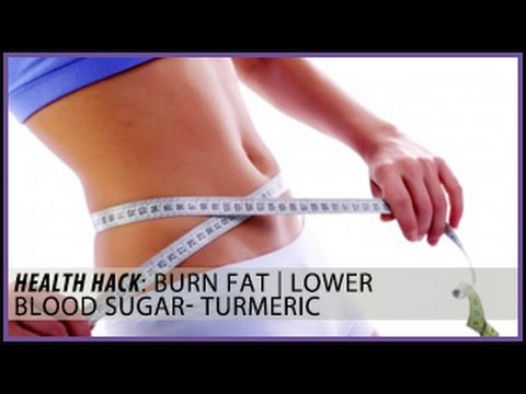 Burn Fat & Lower Blood Sugar | Turmeric: Health Hacks- Thomas DeLauer