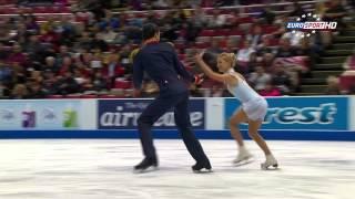 Tatiana VOLOSOZHAR & Maxim TRANKOV (RUS) SP - SA 2013