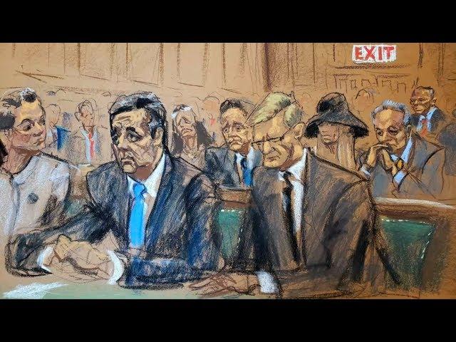 涉及多項非法活動 川普前律師柯恩遭判刑3年