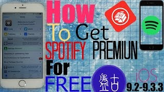 Get Spotify Premium Free on iOS 10 0 Videos - Downlossless