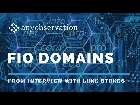 How FIO domains help cryptocurrency mass adoption
