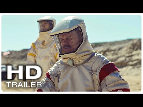 Movie Trailer : MOONBASE 8 Official Trailer #1 (NEW 2020) Comedy Series HD
