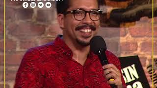 El contador de rayos -Frank el flaco- stand up comedy