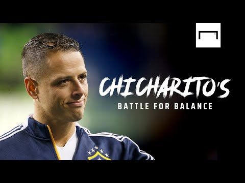 Chicharito's battle for balance and endless search to find himself