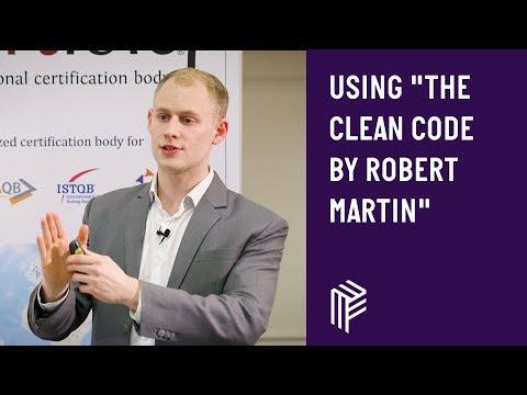 FreeCodeCamp Vienna, Using The Clean Code by Robert Martin, November 2018
