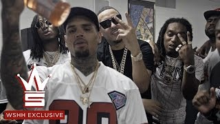 """French Montana """"Hold Up"""" Feat. Chris Brown & Migos (WSHH Exclusive - Official Music Video)"""
