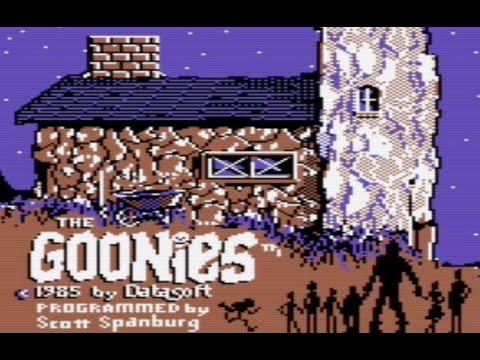 RETROJuegos Clásico ... The Goonies (Commodore 64) - Review por Fabio Didone
