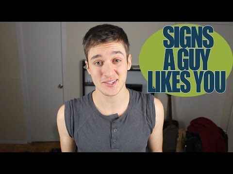 signs a guy doesnt like you