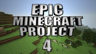 EPIC MINECRAFT PROJECT - Part 4: Longest Ladder