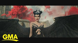 Angelina Jolie returns to the big screen in 'Maleficent: Mistress of Evil' l GMA