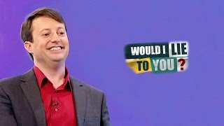 Posh and Repressed? - David Mitchell on Would I Lie to You?