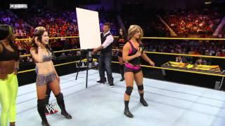 WWE NXT: NXT Rookie Diva Challenge: Talent Show