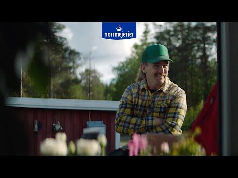 Vårt Norrland med Mattias Lindmark, brandman i Gällivare.