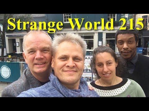 Fun with the Funky Bunch Strange World 215 Karen B, Zuluone, Brian Burton ✅
