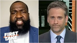 The Top 5 Most Terrifying NBA Players, according to Kendrick Perkins and Max Kellerman | First Take