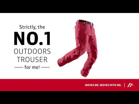 Maier Sports - Strictly, the No.1 Outdoors trousers for me