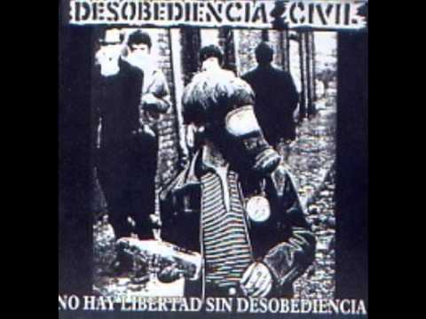 DESOBEDIENCIA CIVIL - Lucha Sin Final