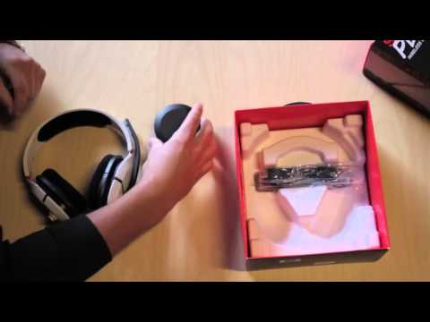 Skullcandy Gaming PLYR 2 Headset Unboxing Video
