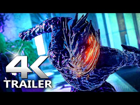 RAINBOW SIX EXTRACTION Trailer 4K (2021) PS5, PS4