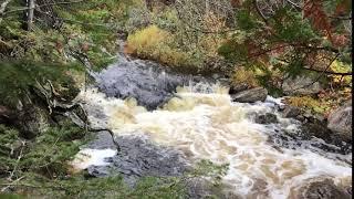 Cascades/chutes