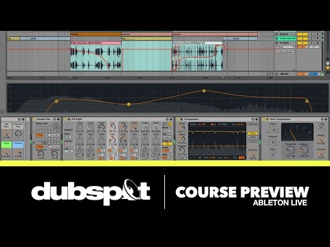Ableton Live Producer Certificate Program Course Preview