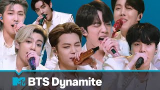 BTS Performs 'Dynamite' | MTV Unplugged Presents: BTS