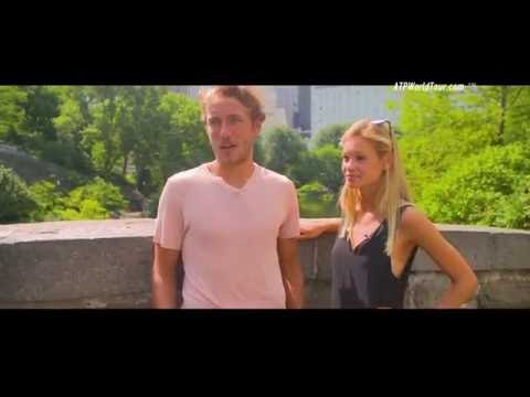 Pouille & Girlfriend In Central Park Uncovered