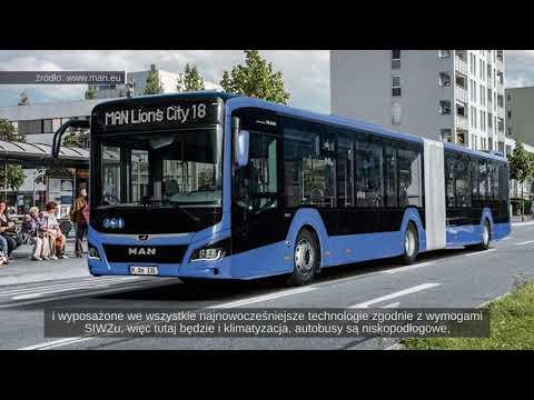 Autobusy z napędem hybrydowym w tym roku - elektryki w przyszłym