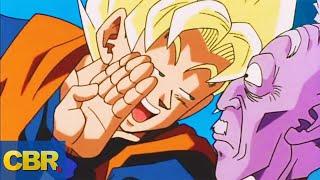 20 Times Goku Went Too Far In Dragon Ball