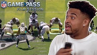 Jamal Adams Breaks Down How to Use Pre-Snap Reads to Make BIG Plays | NFL Film Session