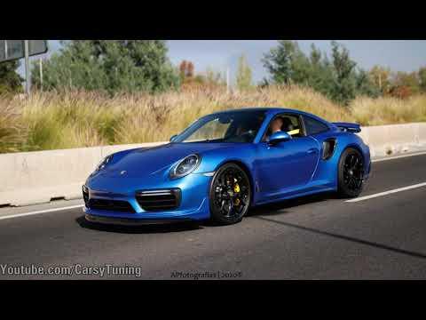 """El auto más rápido de Chile!"""" Porsche 991 Turbo S - To Import, Escape Kline, Stage 4 800HP"""
