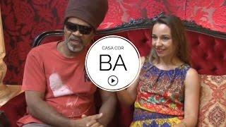 Entrevista com o Carlinhos Brown