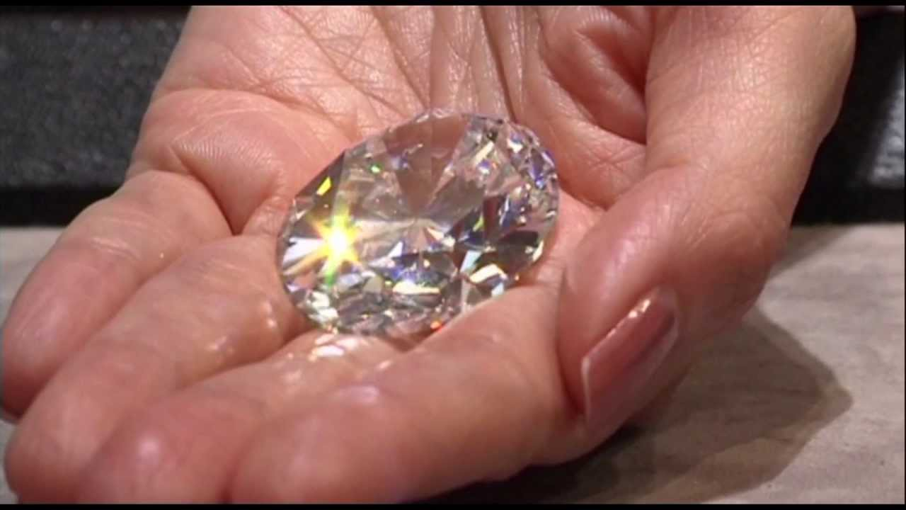 Most Expensive Diamond In The World Youtube