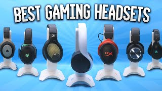 BEST Gaming Headsets for PS5 & Xbox Series X/S! (Sound & Mic Test)