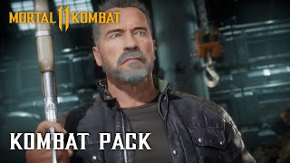 Terminator T-800 Gameplay Trailer preview image