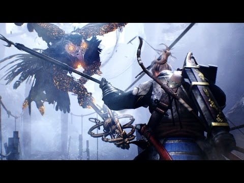 15 Minutes of New Nioh Gameplay