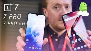 OnePlus 7 vs 7 Pro vs 7 Pro 5G: What's the difference? Which one should you buy?