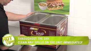 Subway Soup Training Program