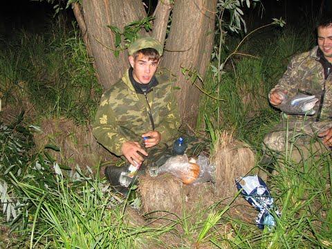 Открытие осенней охоты 2011