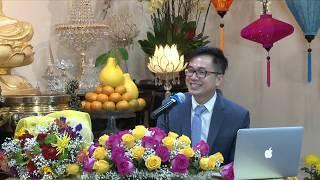 BS Wynn Huỳnh Trần -  Đau Nhức -  Pain  - tại Hiền Như Tịnh Thất ngày 17-2-2019