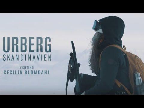 URBERG visits Cecilia on Svalbard