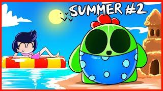 BRAWL STARS ANIMATION - SUMMER HOLIDAY #2