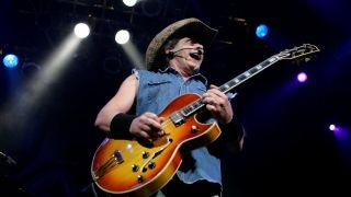 Musician Ted Nugent responds to CNN's 'white trash Mount Rushmore' commentary