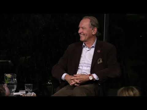 Jan Eliasson samtalar om hot och hopp
