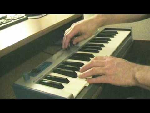 Play pattern, arpeggio  - Alesis micron