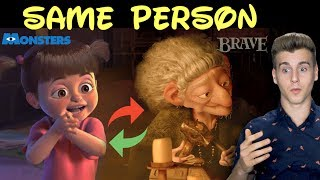 The Pixar Theory (How All The Movies Are Connected)