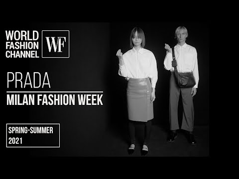 Prada spring-summer 2021 | Milan Fashion Week