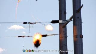 10/28/2011 Excel Energy Power Line Implosion Welding