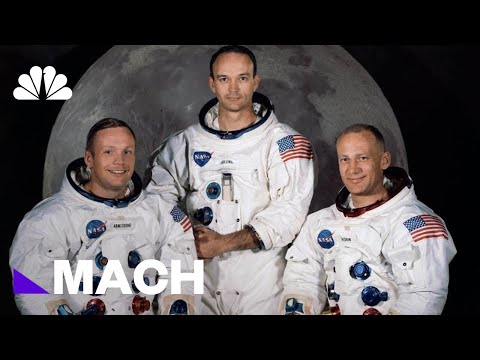 Apollo 11: Ten Things About NASA's Landmark Moon Mission You Might Not Know   Mach   NBC News