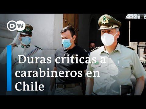 Piñera confirma salida de director de Carabineros